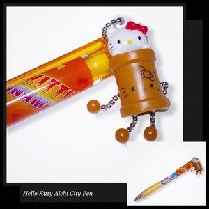 SANRIO Hello Kitty 'Aichi' Ball Point Pen